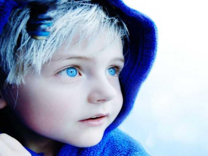 Индиго: дети цвета иллюзий