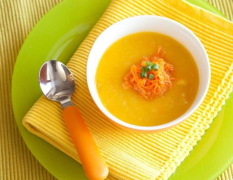 Рецепты тыквенного супа ребенку до года: как правильно сварить суп-пюре с тыквой