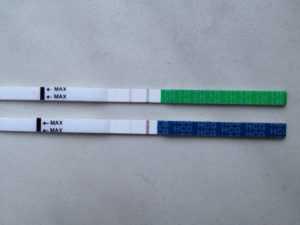 Когда делать тест на беременность?