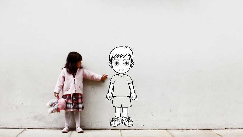 Психология ребенок выдумывает воображаемого друга. воображаемые друзья у вашего ребенка: кто они и есть ли повод для беспокойства? почему возникают вымышленные друзья