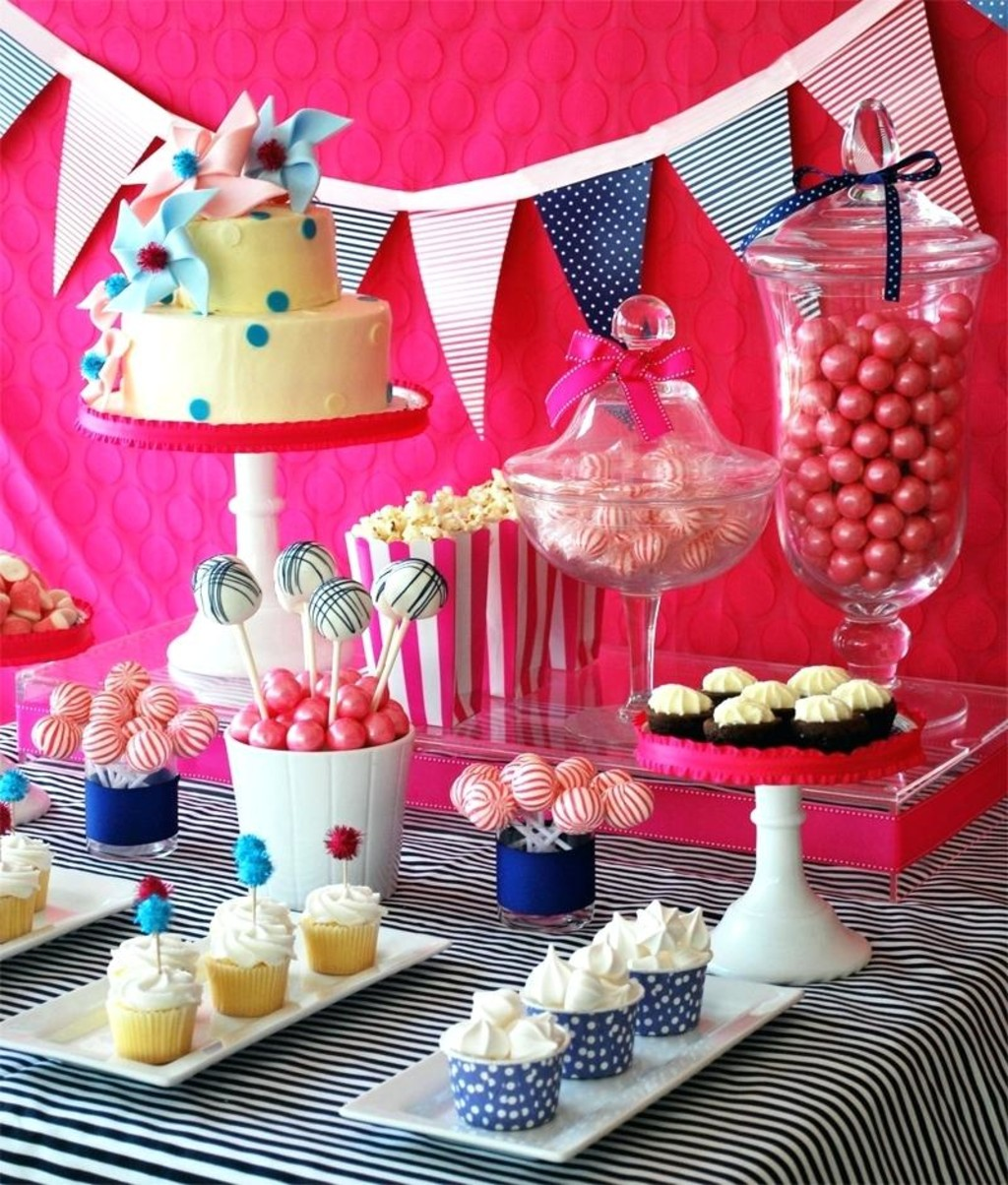Детский стол на день рождения 10 лет, 8, 9 – меню (35 фото)