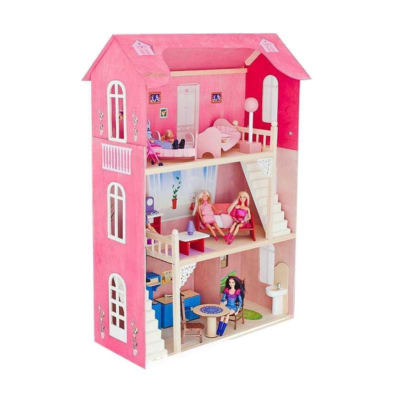 Топ-7 лучших кукольных домиков для девочек: рейтинг, отзывы
