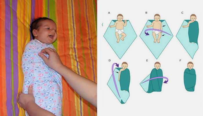 Как правильно укачивать новорожденного ребенка, чтобы быстрее заснул: на руках