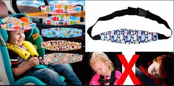 Фиксатор для головы ребенка в автокресле: для чего необходим и как его изготовить? можно ли ребенку спать в автокресле? комфортный сон в детском автокресле