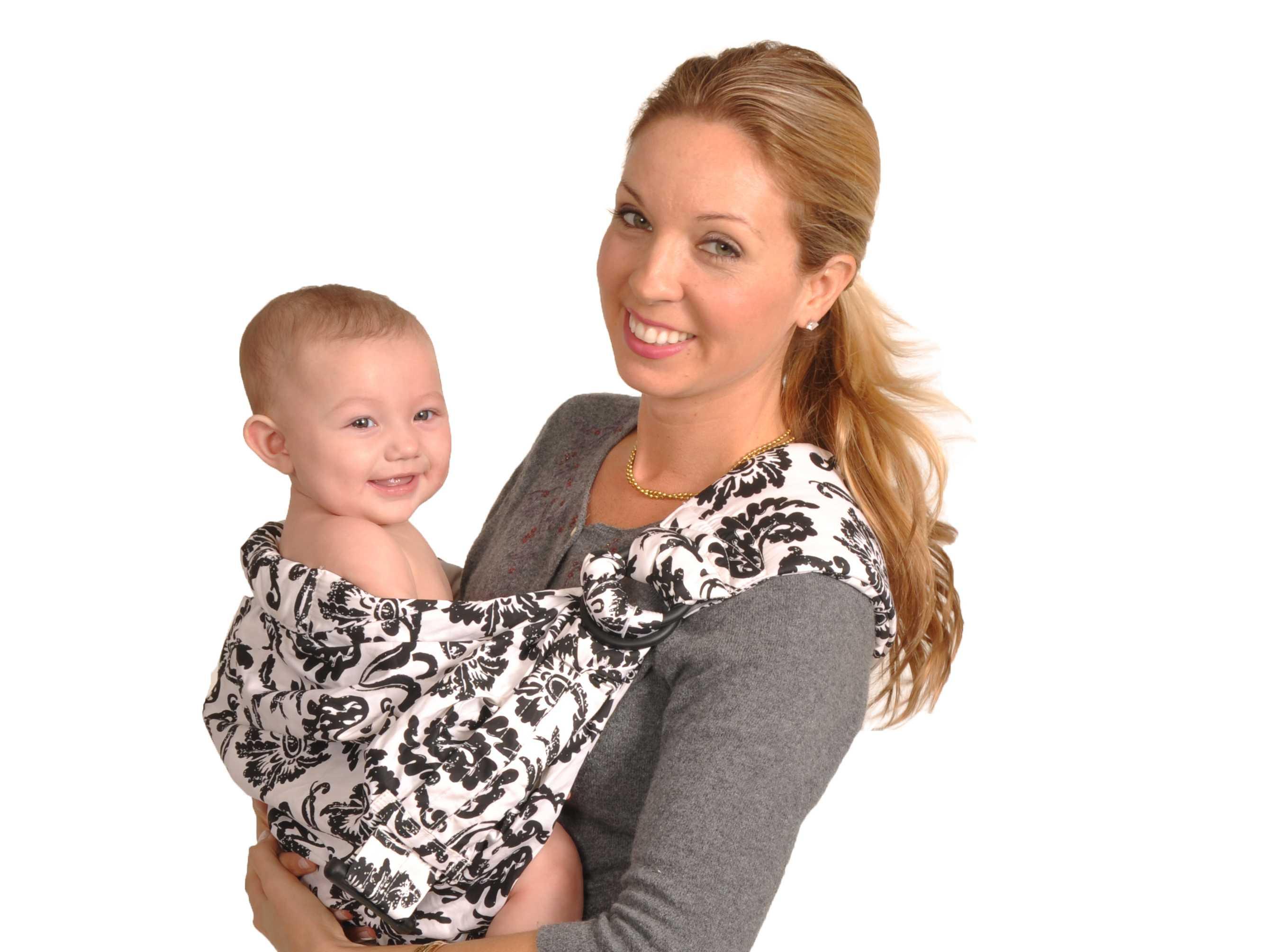 Слинг для новорожденного: какой лучше выбрать, как правильно завязывать