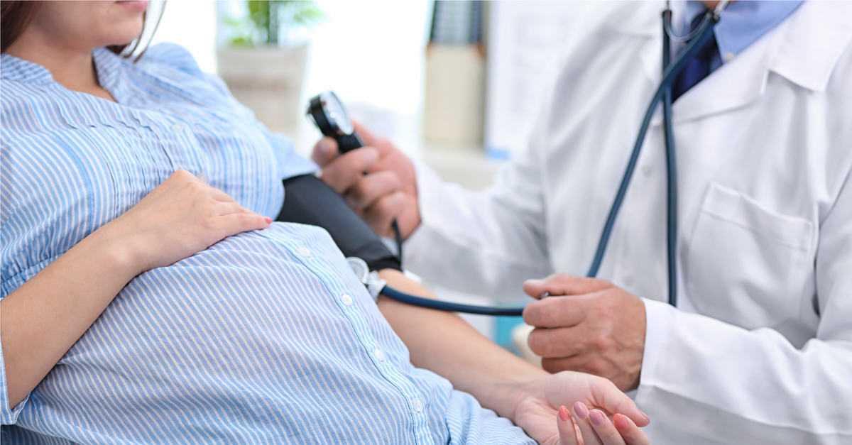 Давление при беременности: норма, пониженное и повышенное