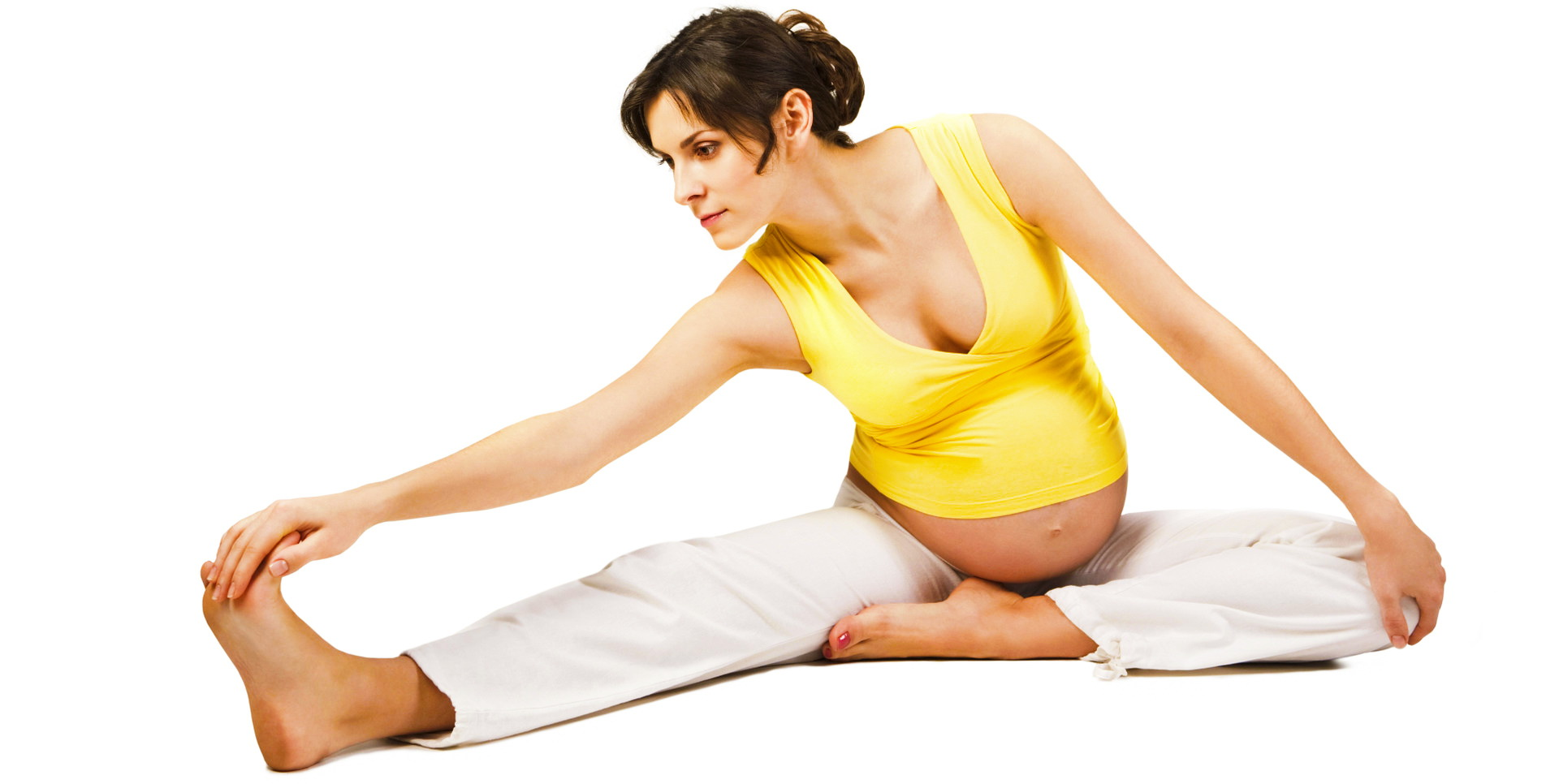 Упражнения для беременных: 3 триместр