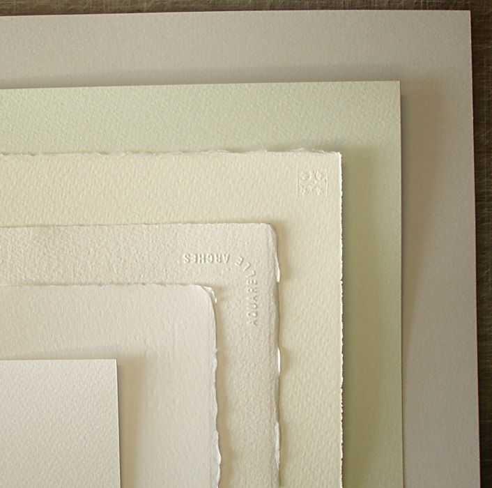 Виды бумаги для печати в типографии