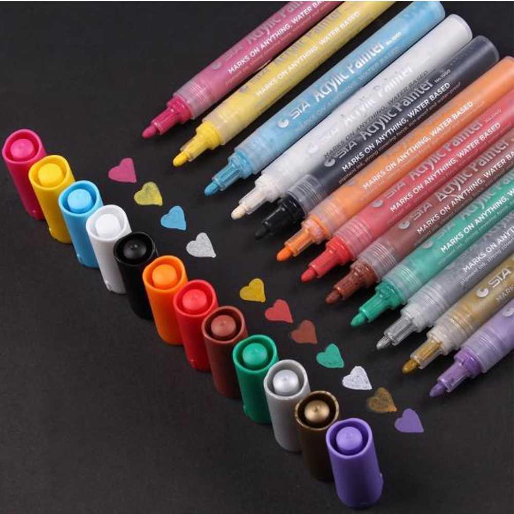 Фломастеры для ткани: исчезающие изделия для рисования по текстилю, отзывы о текстильных фломастерах