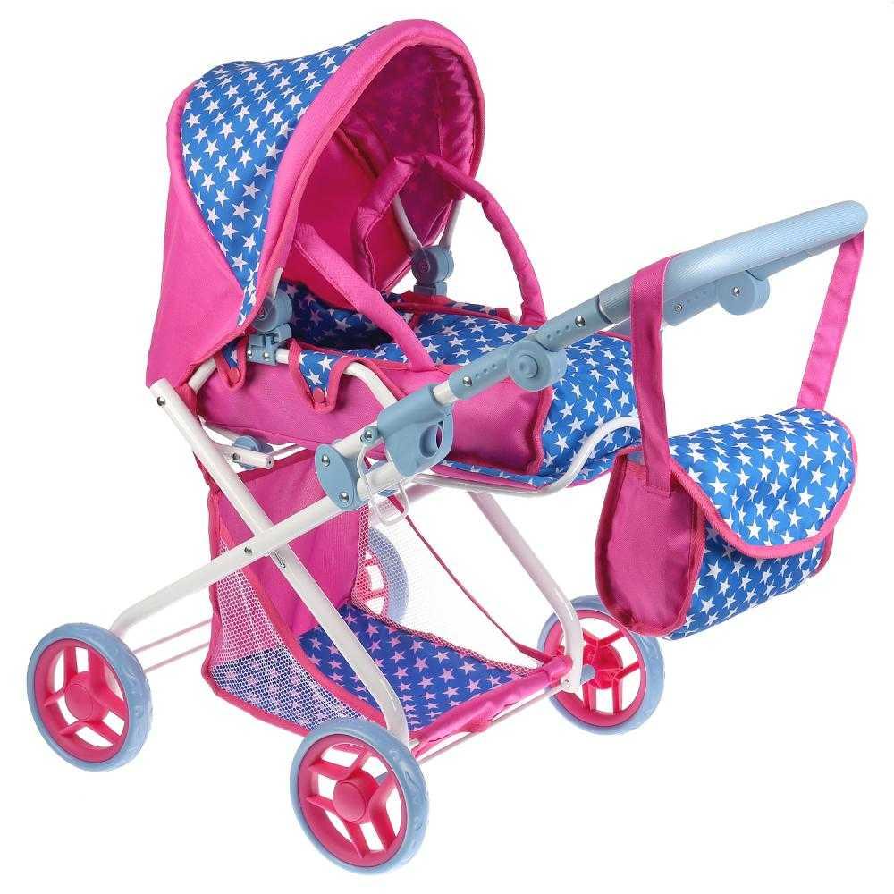 Коляски для кукол (34 фото): детские игрушечные люльки для девочек, кукольные трансформеры и плетеные модели