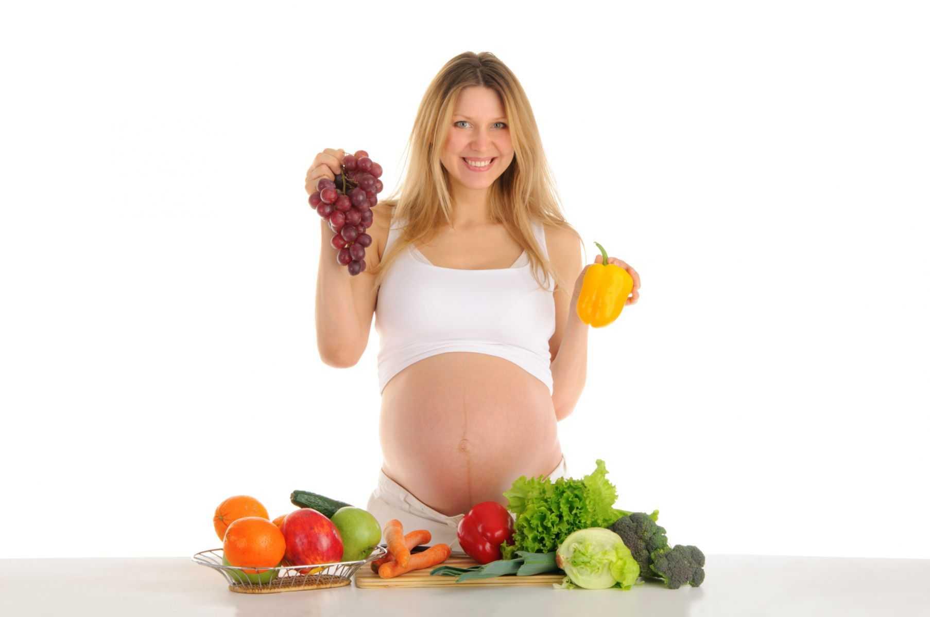Меню для беременных на каждый день: диета и рацион правильного питания женщины