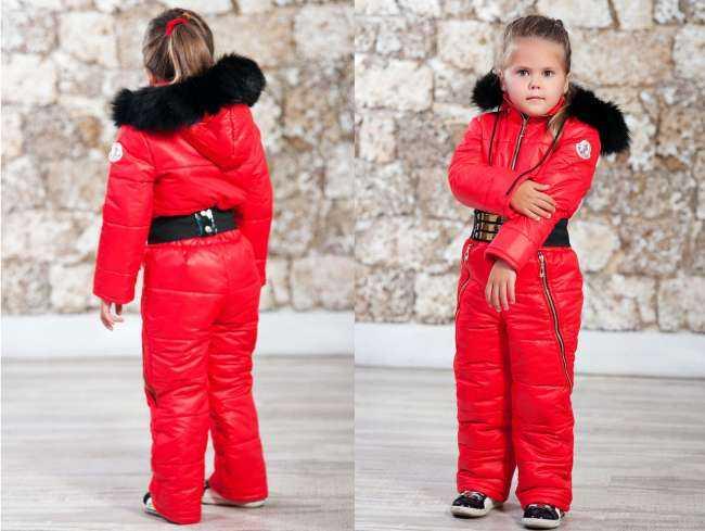 Как одевать ребенка осенью: консультация для родителей