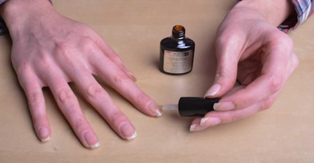 Вреден ли гель-лак, шеллак для ногтей и здоровья  