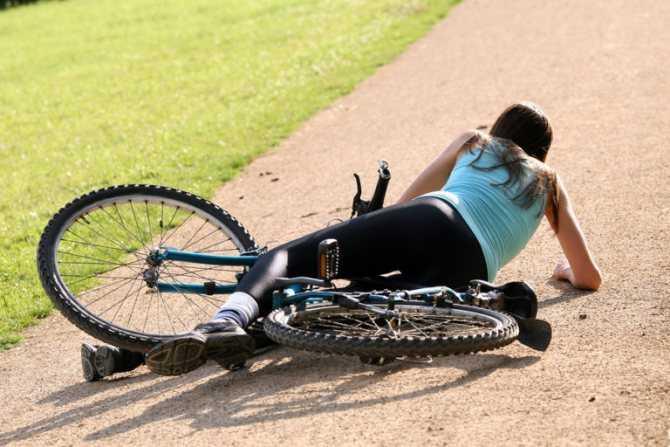 Можно ли беременным кататься на велосипеде