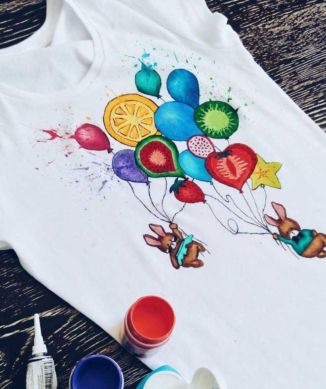 Как выбрать хорошую краску для ткани и правильно покрасить предмет одежды?
