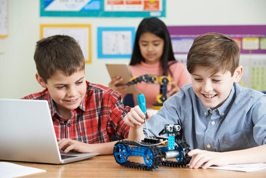 Виртуальная робототехника в реальности: большая подборка программ   занимательная робототехника