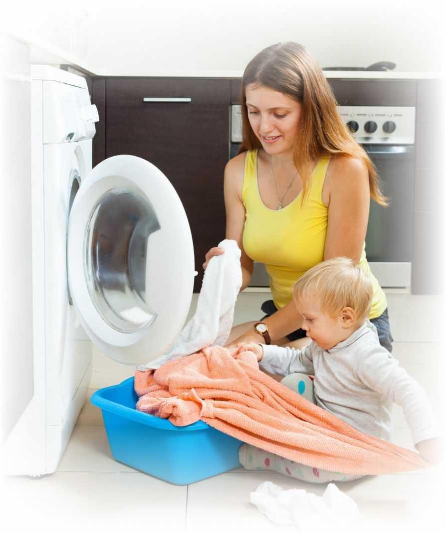 Как ухаживать за детской одеждой (стирка, сушка, глажка, хранение) — советы и рекомендации