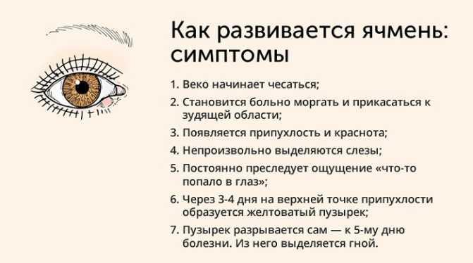 Диагностика и лечение ячменя во время беременности