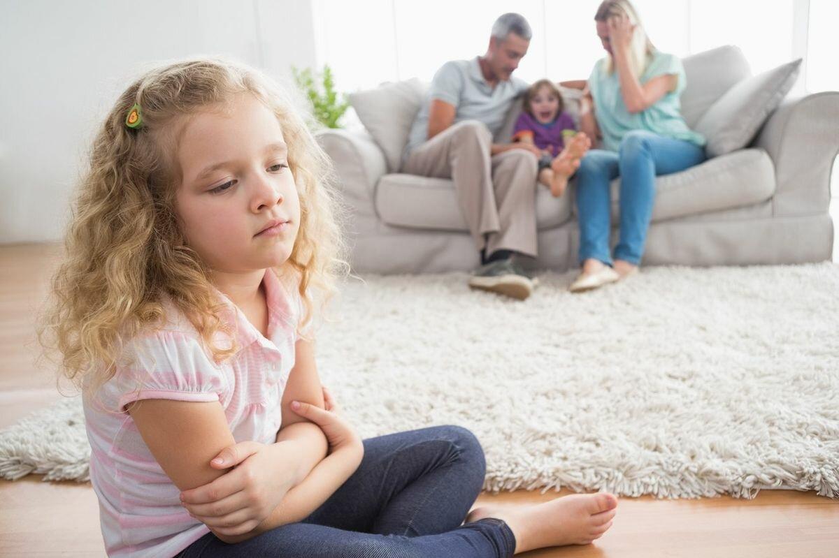 Ревность старшего ребенка к младшему