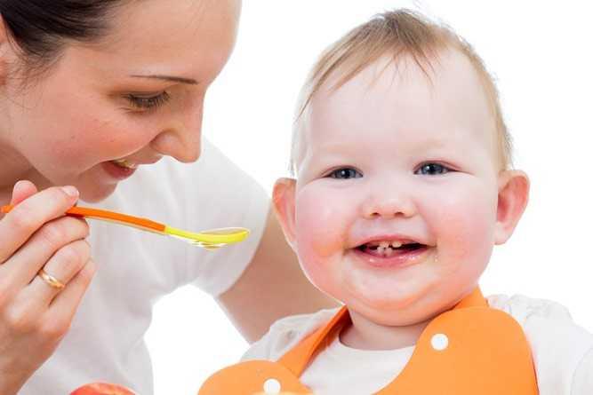 Крахмал в детском питании, смесях и пюре: польза и вред