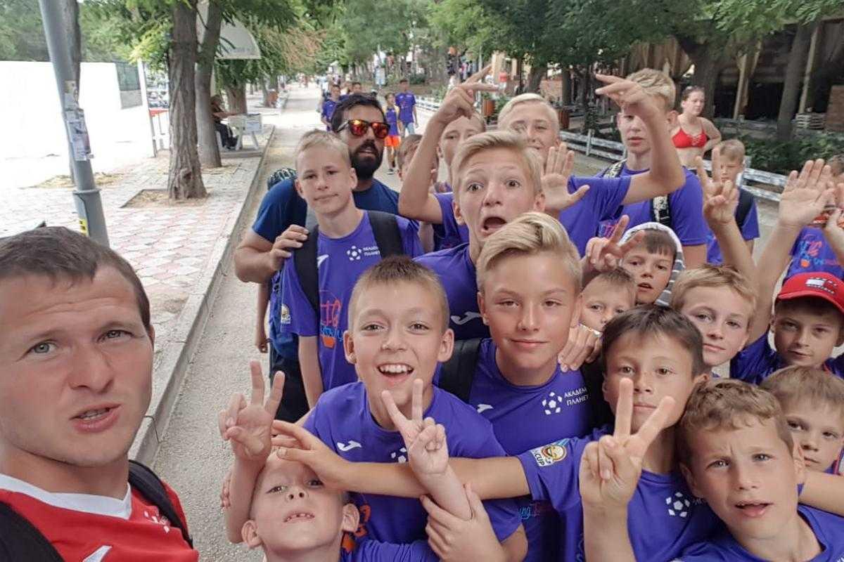 Плавание: спортивные базы для тренировочных и спортивных сборов в крыму