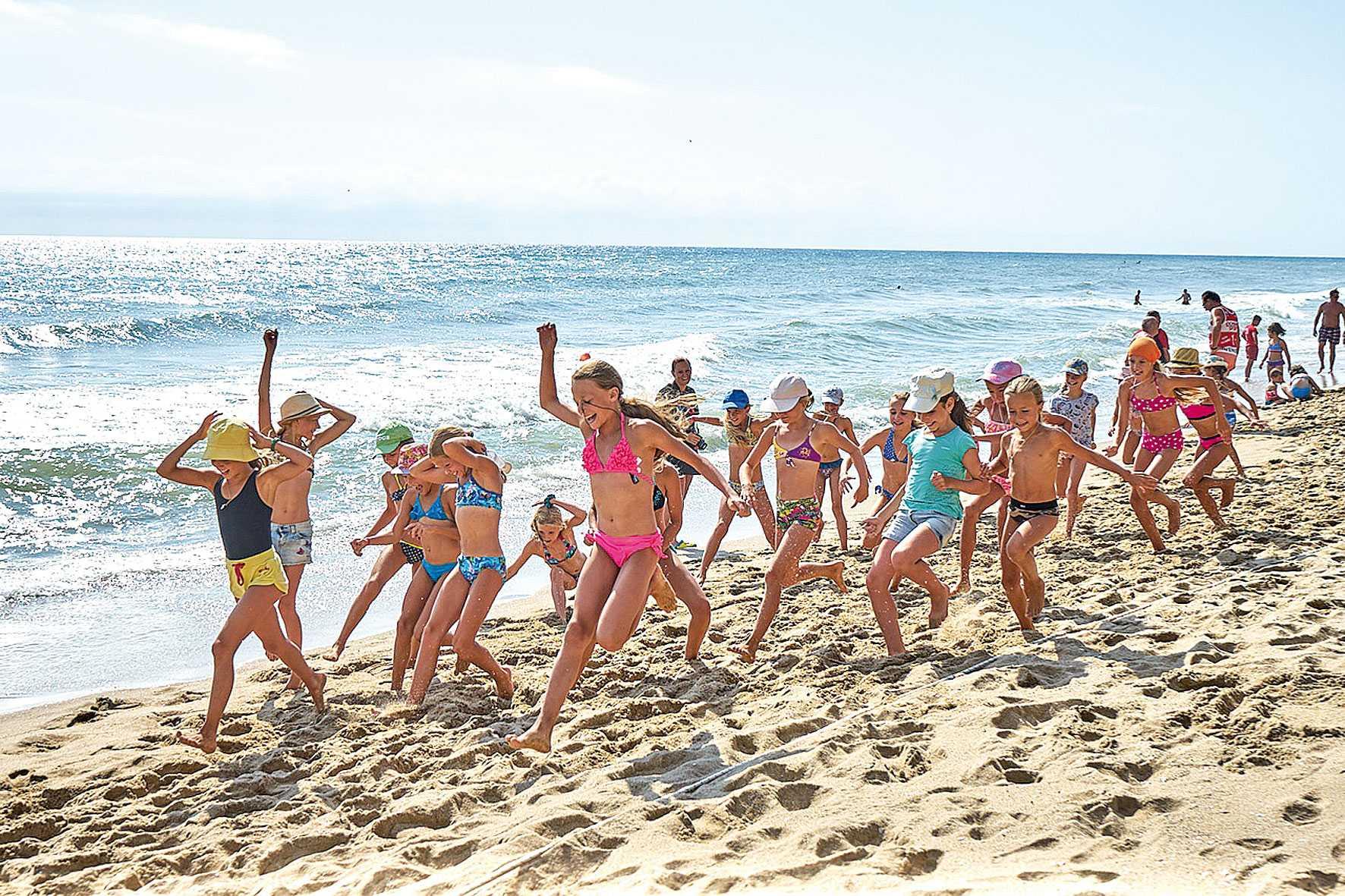 Лагерь отдыха детей «бригантина» - крым, песчаное (цена 2020 г.), отдых для детей от 6 до 17 лет, лето 2020