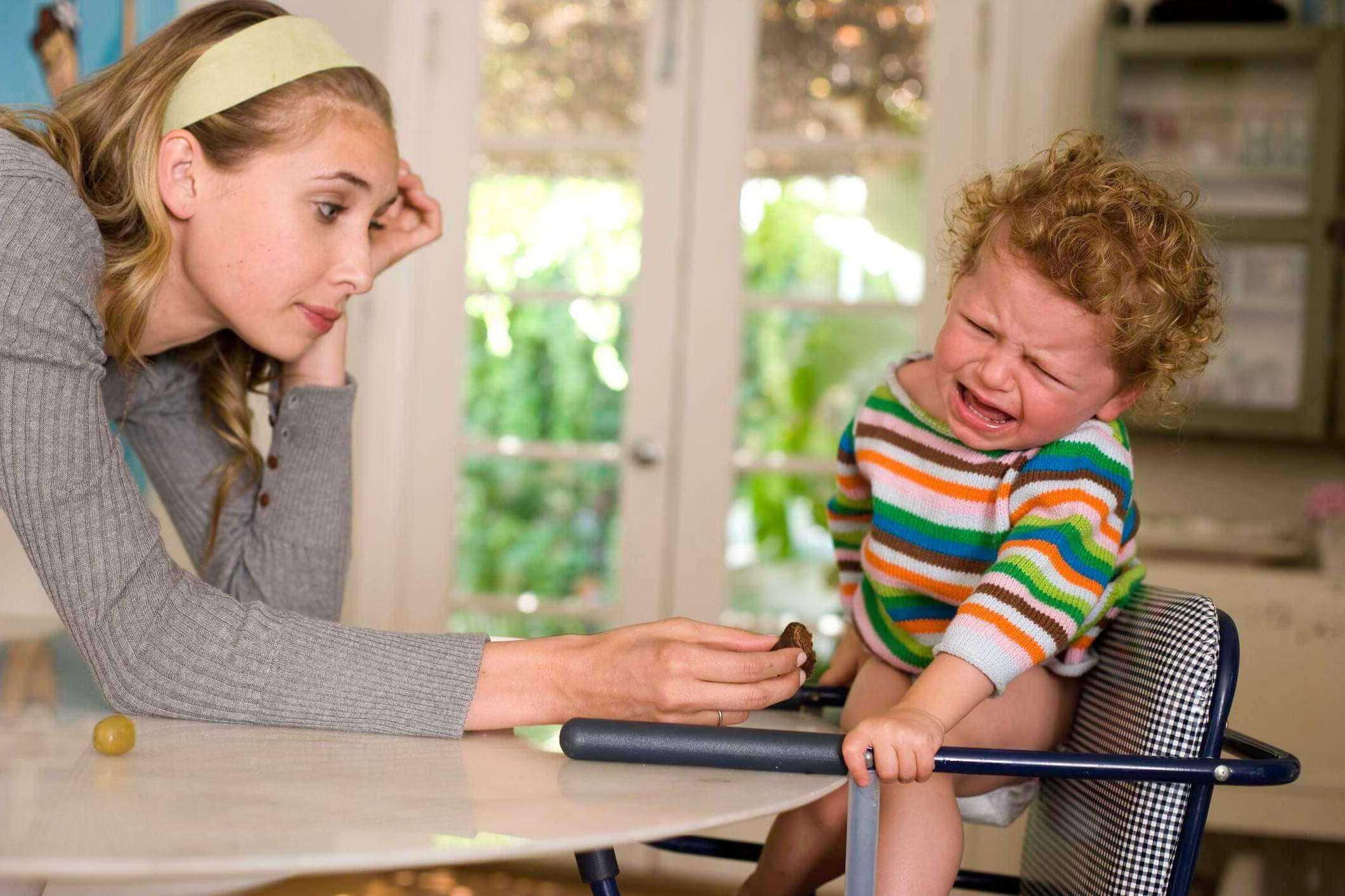 5 простых приемов, чтобы остановить детскую истерику