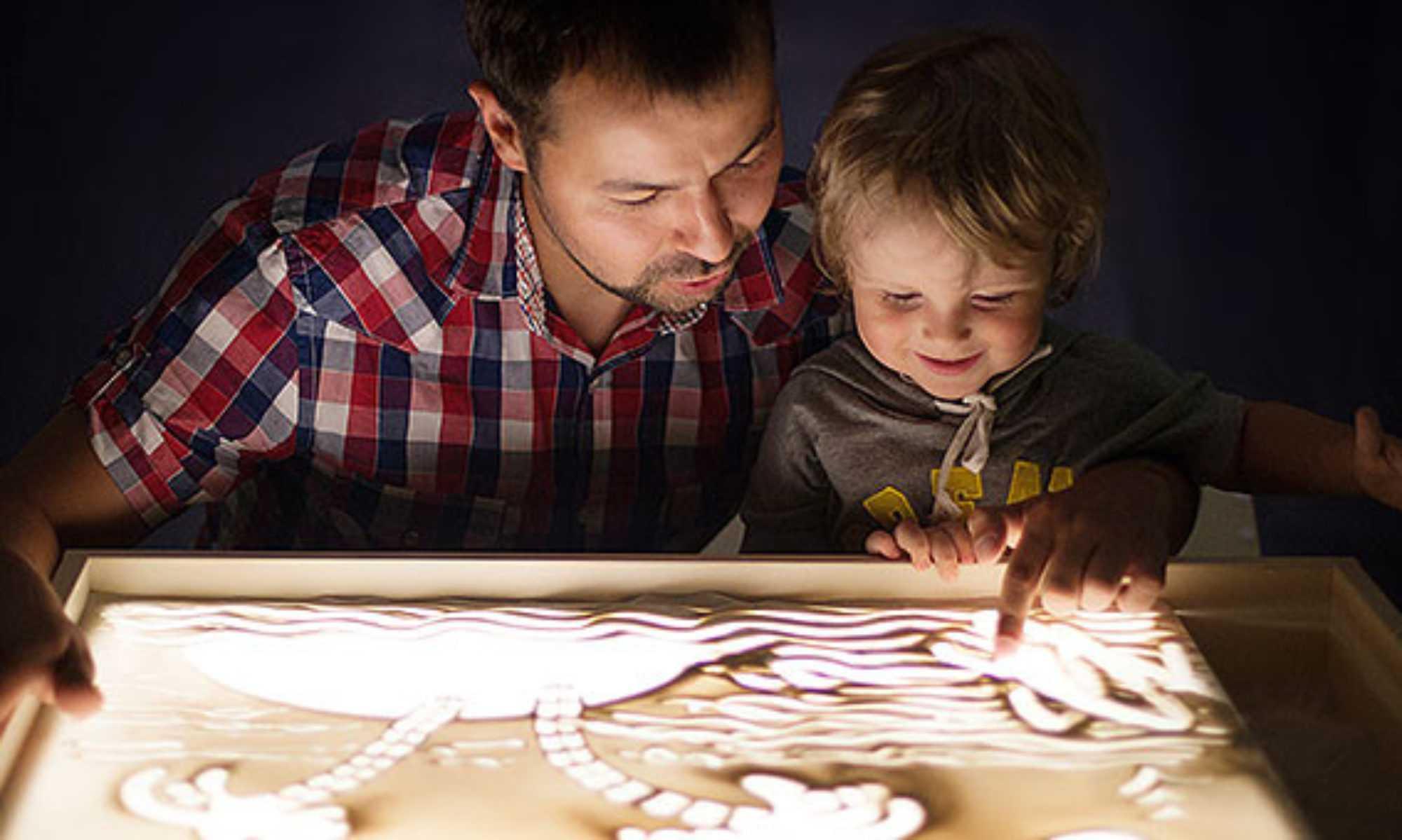 Стол для рисования песком своими руками, мастер-класс с фото