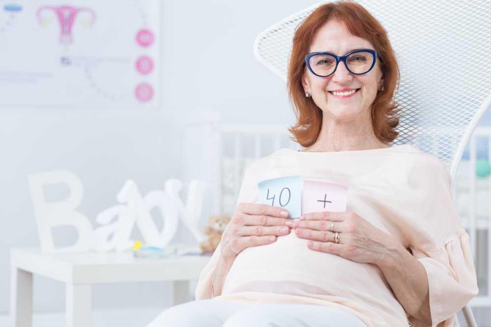 15 причин родить после 40 лет: личный опыт счастливой мамы