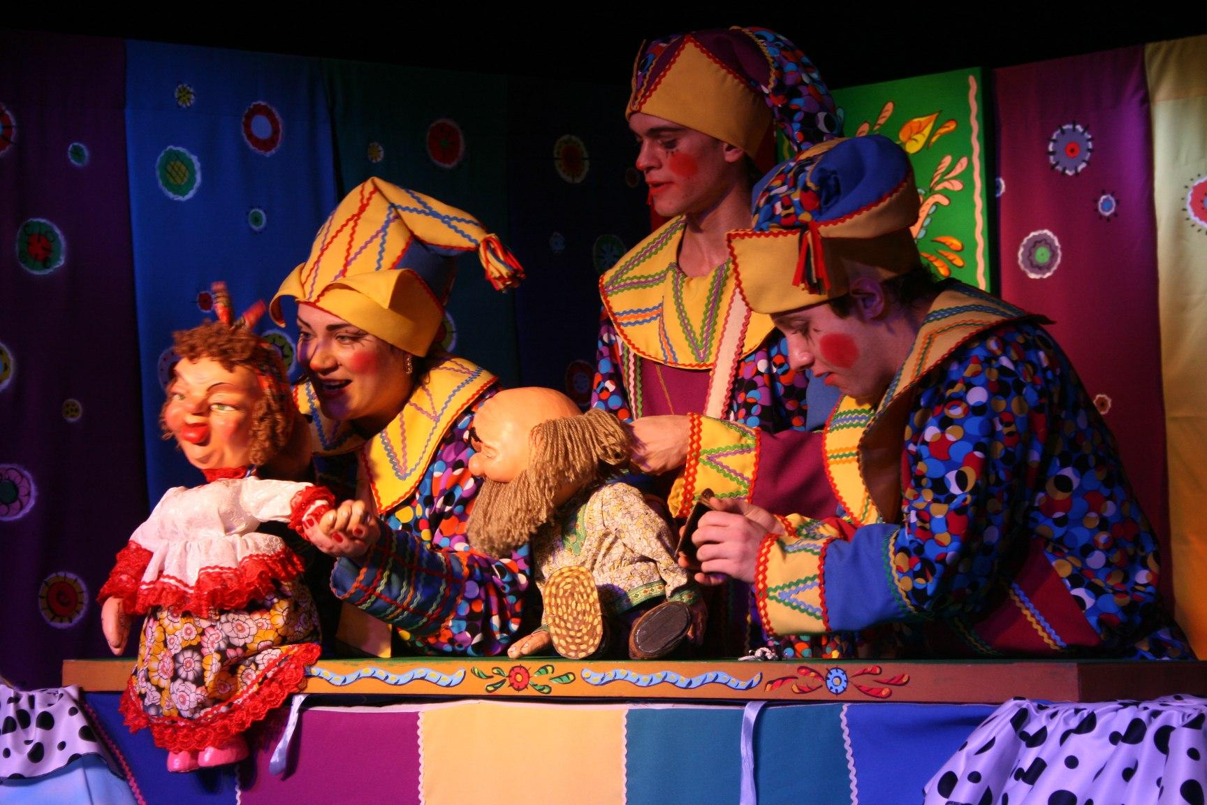 Шоу, спектакли, квесты, сценки, миниатюры