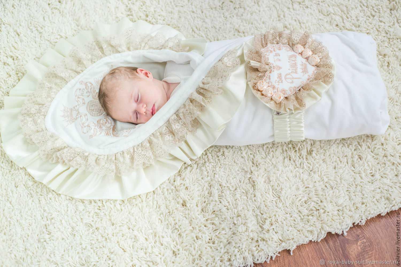 Как правильно выбрать конверт для новорожденного