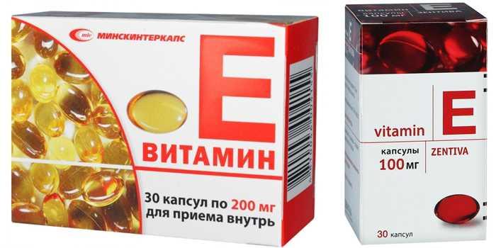 Витамин е для женщин – польза и правила применения токоферола