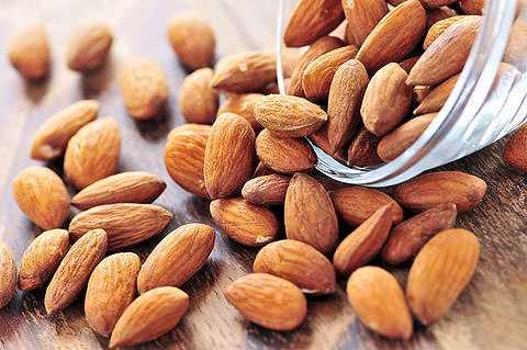 Какие орехи можно употреблять при беременности?