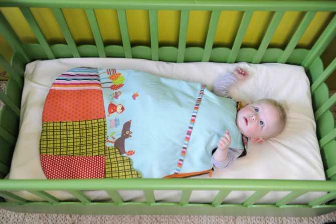Спальный мешок для новорожденных - как правильно выбрать, использовать и сшить своими руками