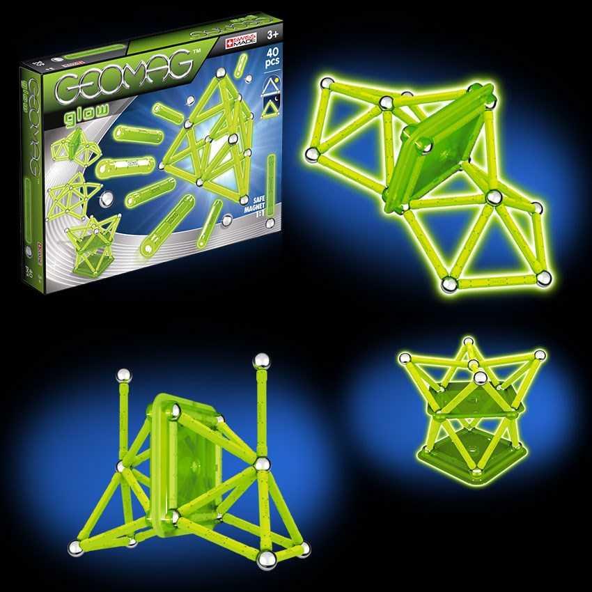 Магнитный конструктор для детей magnetic blocks - отзыв о бюджетном аналоге magformers