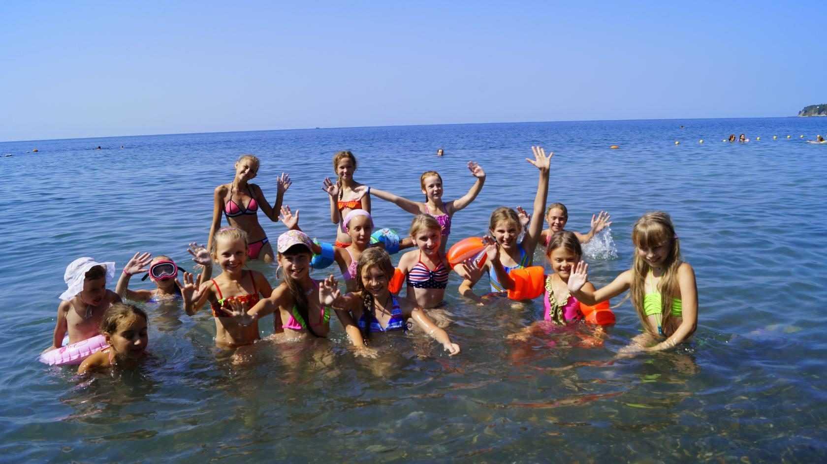 Детские лагеря в крыму