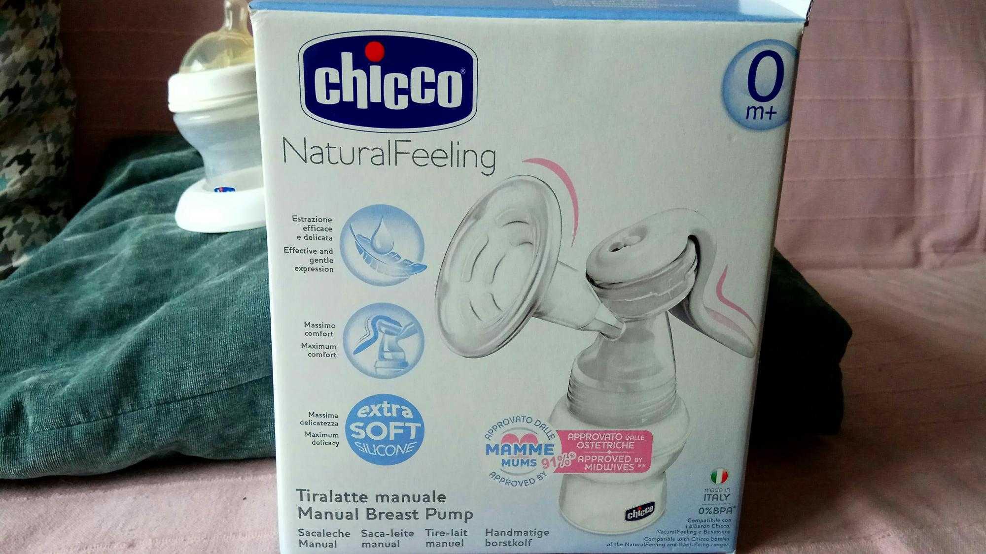 Молокоотсосы chicco: как пользоваться ручной и электрической моделями, устройства с бутылочкой natural feeling, отзывы