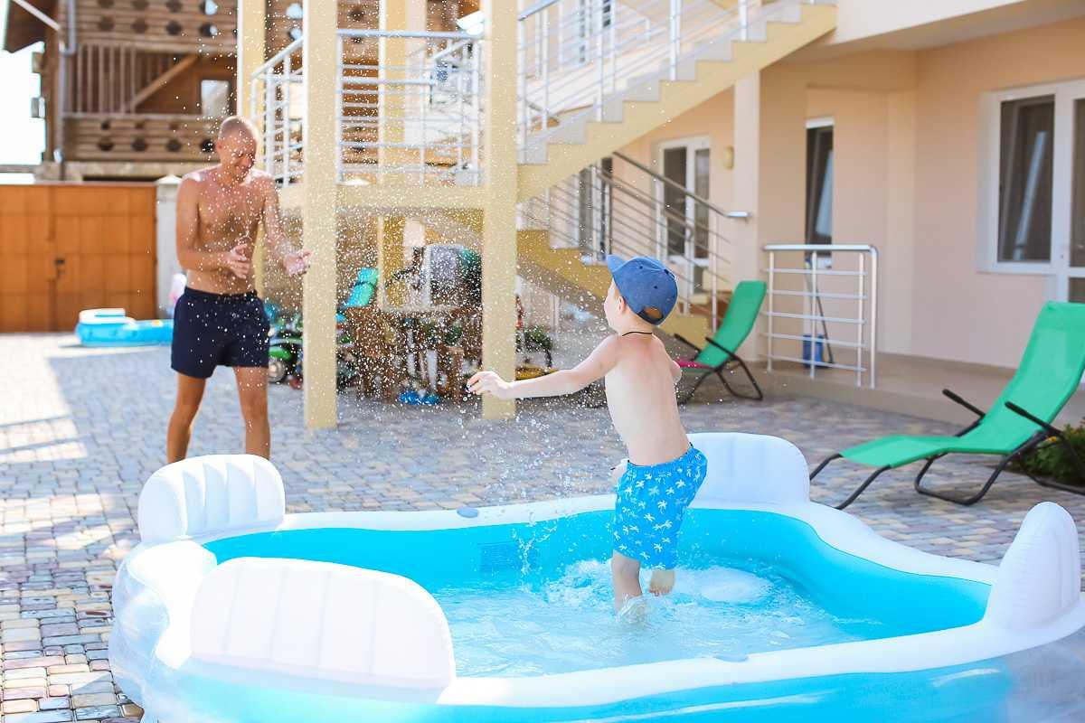 Отдых в крыму с детьми 2020 — курорты, пляжи, санатории