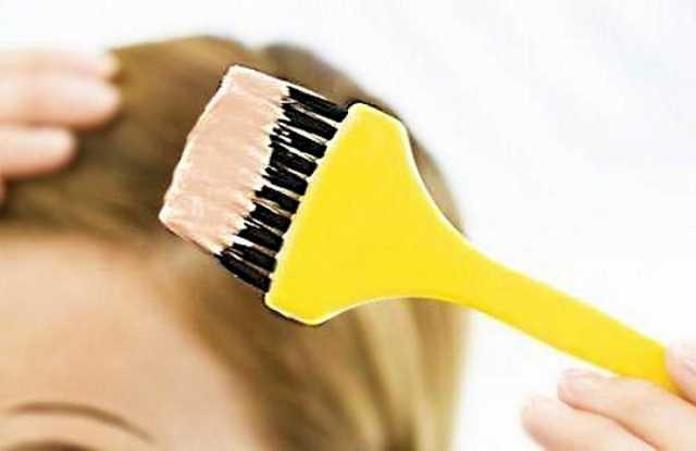 Можно ли красить волосы при гв?