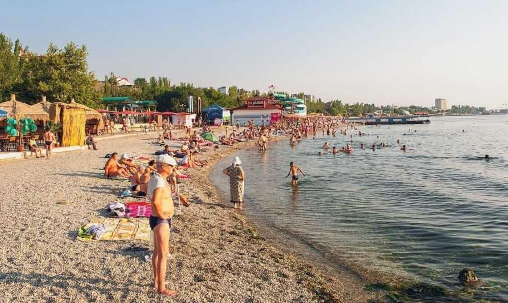 Где в крыму песчаные пляжи: карта, фото, описание
