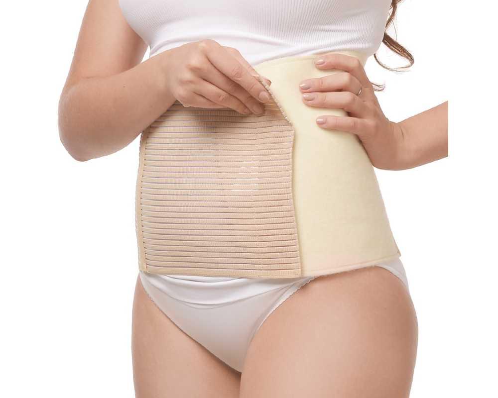 Послеродовой бандаж: какой лучше выбрать и как правильно носить