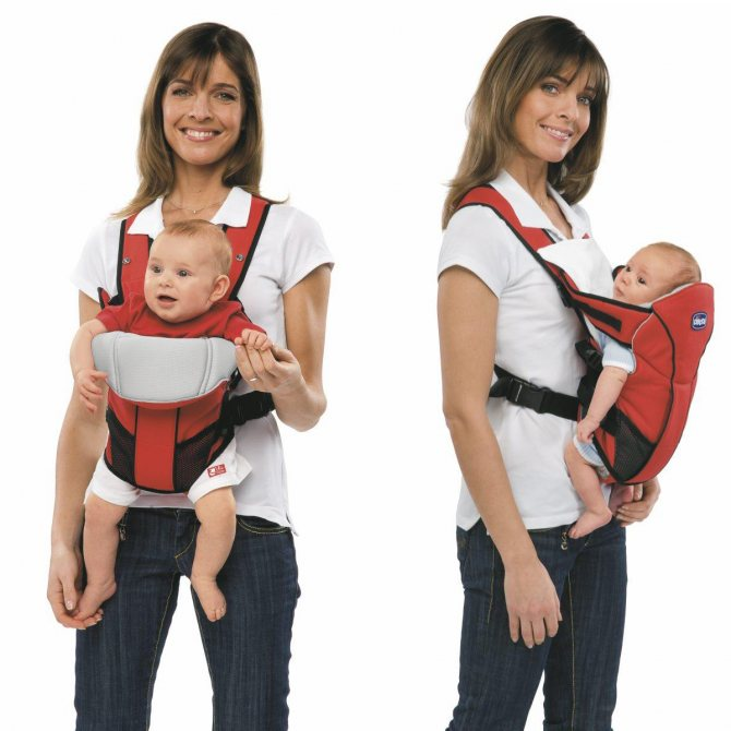 Что выбрать для новорожденного: кенгуру или слинг. кенгуру и слинг - переноска для ребенка