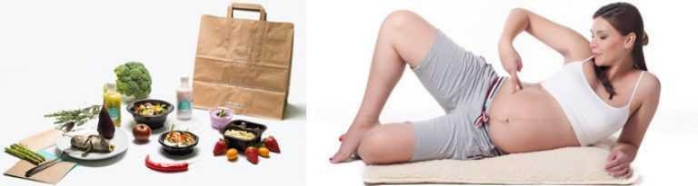 Как похудеть во время беременности: без вреда, продукты, для, при