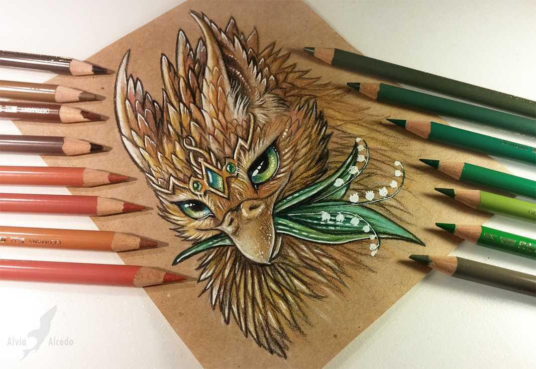 Как рисовать гуашью — выбор краски и необходимых материалов для начинающих