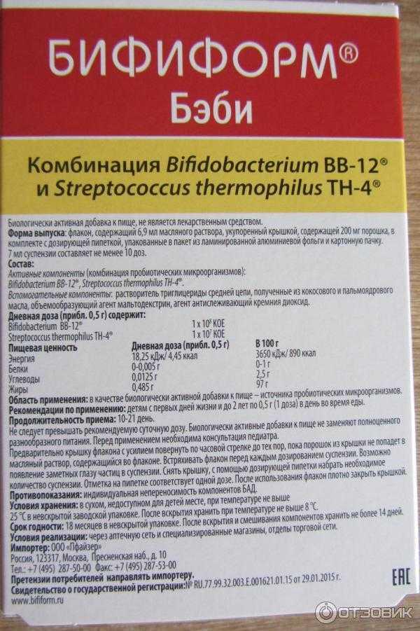 Разбираемся, как принимать бифиформ с антибиотиками взрослым и детям