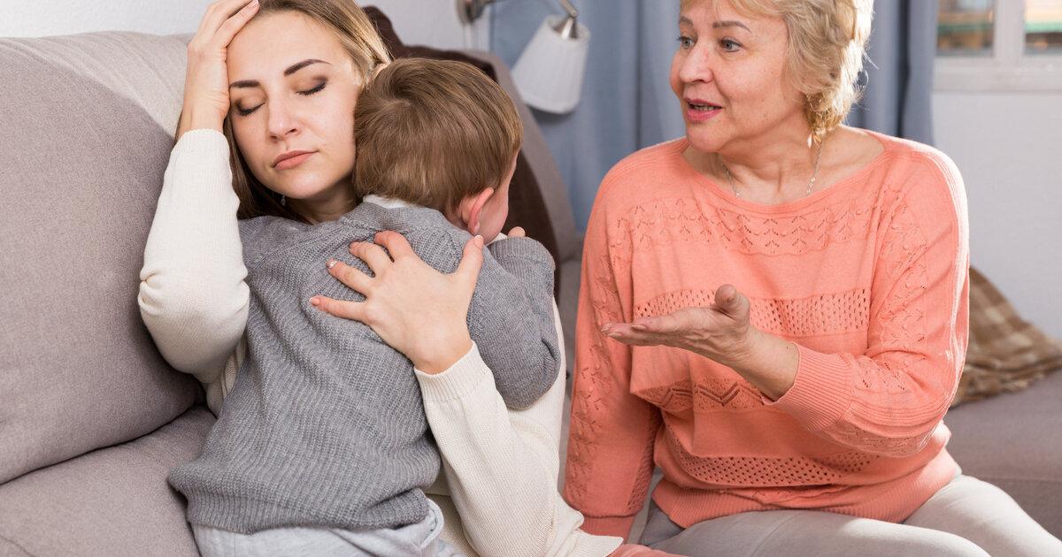 «хорошая» бабушка и «плохая» мама: кто портит внука? - психолог - медиаплатформа миртесен