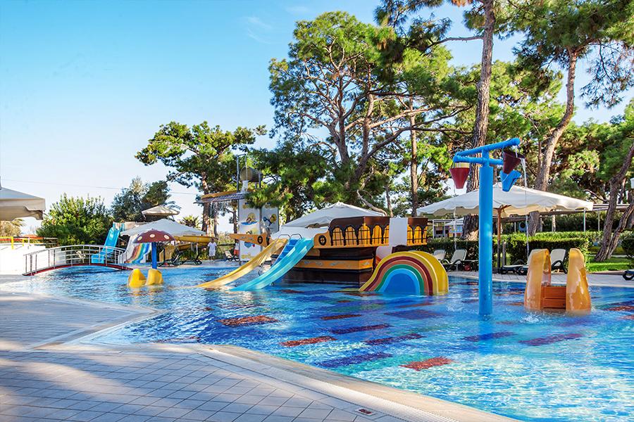 Лучшие отели турции для отдыха с детьми - 2020