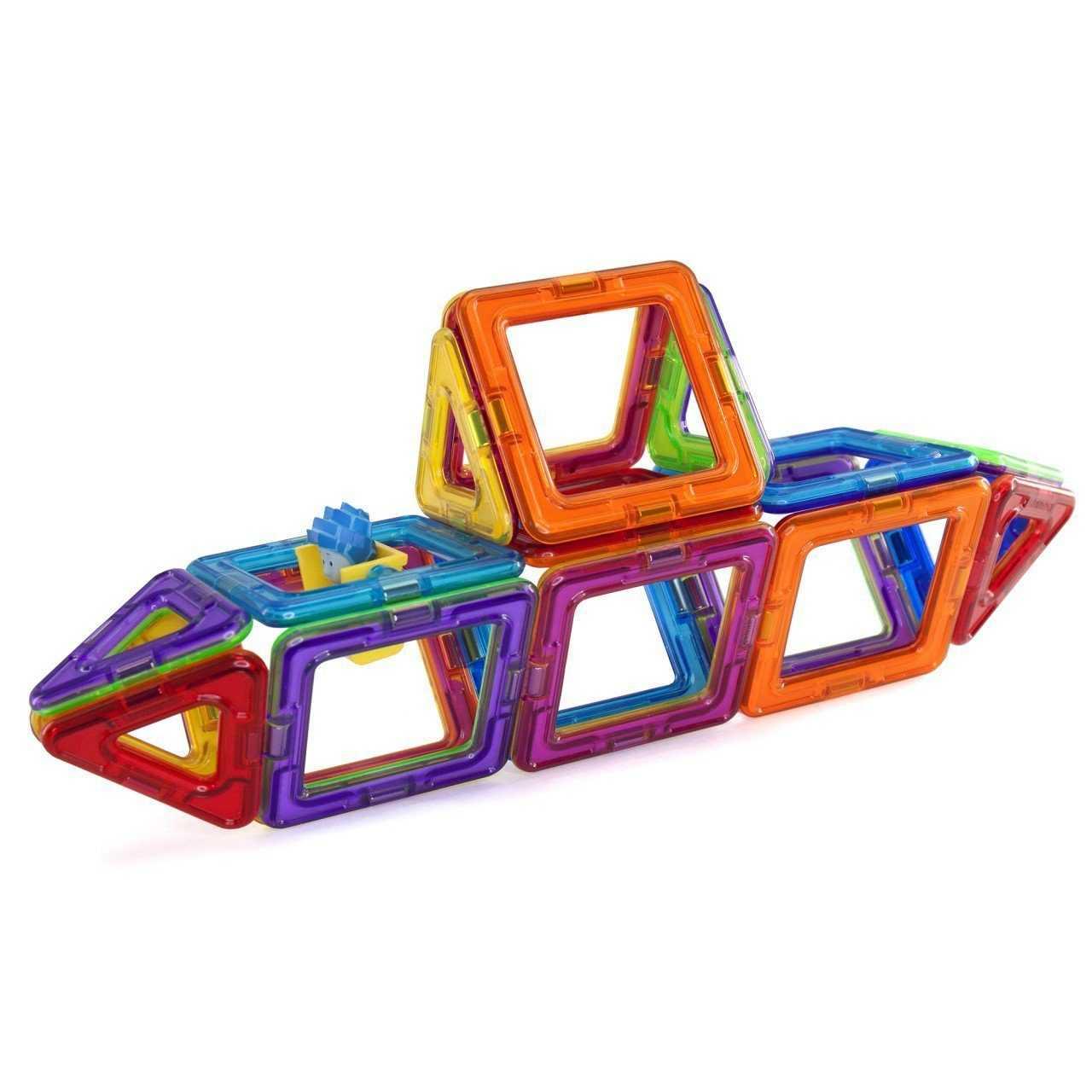 Проверено мамами: магнитный конструктор магформерс — играем, учимся, удивляемся