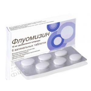 «флуомизин» при беременности: инструкция по применению