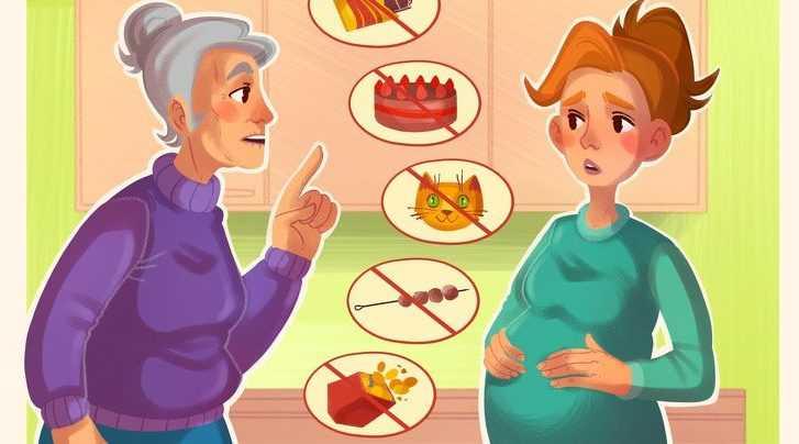 8 главных мифов о раннем токсикозе